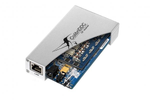 Приемник ColibriDDC c блоком диапазонных КВ-фильтров