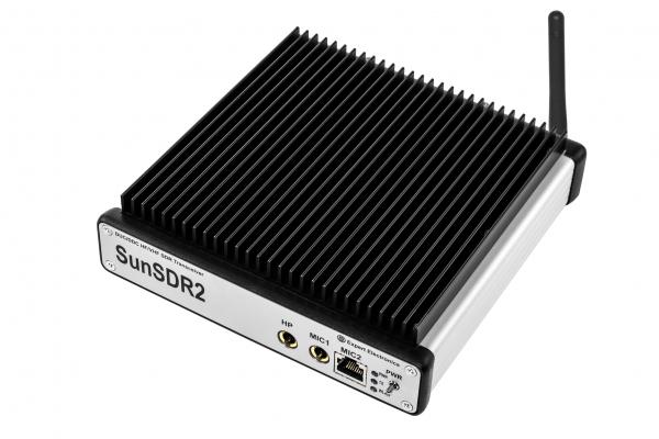 Трансивер SunSDR2 с WLAN модулем