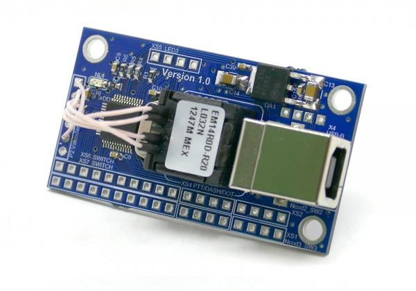 Панель E-Coder Mini