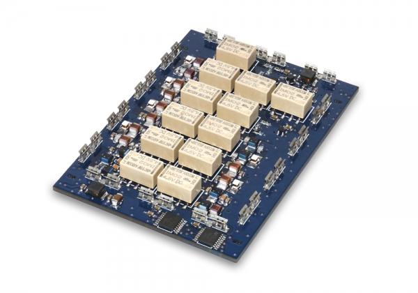 Блок диапазонных КВ-фильтров ColibriDDC